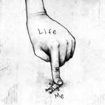 Život je kazna