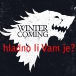Zima se približava