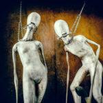 Otelotvorenje dark industrial zvuka – Slančikove šokantne skulpture
