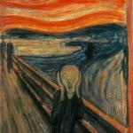 """Analiza i značenje Edvard Munkove slike """"Vrisak"""""""
