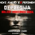 Depresija, bolest modernog doba