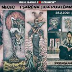 Myllen Nićić i šarena lica podzemne buke