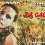 Radio-eXperiment za Gagu