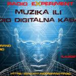 Muzika ili audio digitalna kabala (radio-eXperiment)